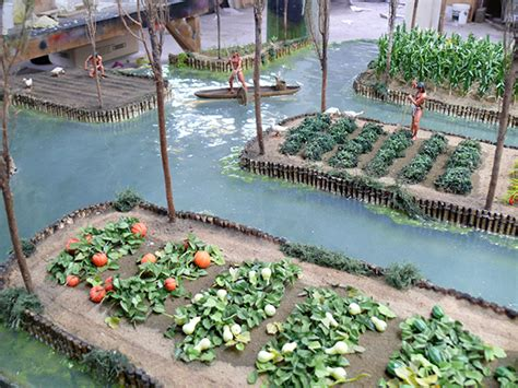 Aztec Floating Gardens by Aztec Chinas Related Keywords Aztec Chinas