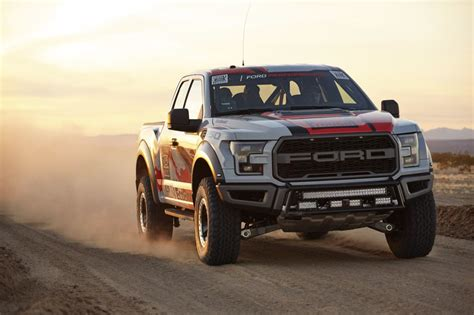 ford truck raptor official 2017 ford f 150 raptor race truck