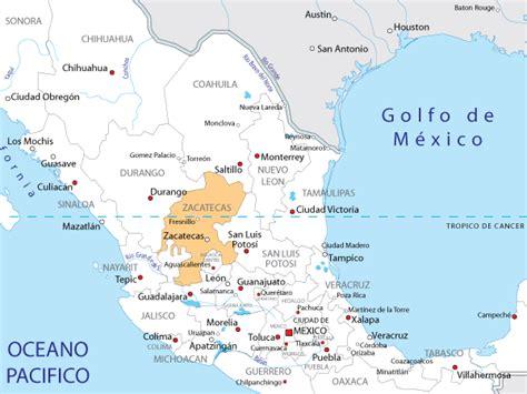 imágenes satelitales de zacatecas zacatecas pueblo minero ubicaci 243 n geografica