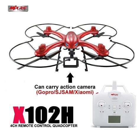 mjx xh fpv rc drone   key return altitude hold rc helicopters quadcopter  carry