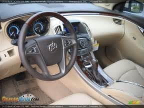 2011 Buick Lacrosse Interior Cocoa Interior 2011 Buick Lacrosse Cxl Awd