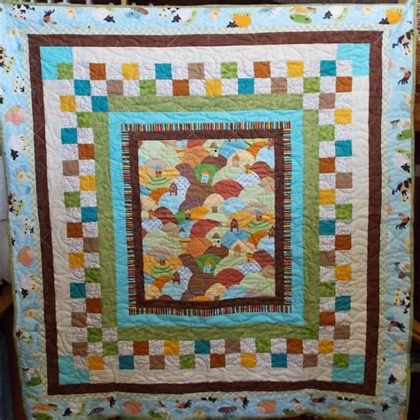Quilt Kits For Sale by Picture Quilt Kit
