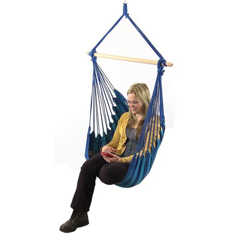 hang swing hanging hammock chair swing for indoor outdoor use max