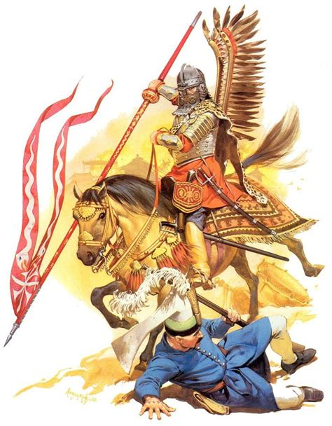 Ottoman Turks Facts Charge Of The Winged Hussar Against Ottoman Turks At The Battle Of Vienna Ottoman