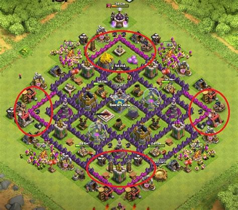 clash of clans layout editor not saving new town hall 8 base looking for some suggestions