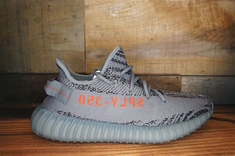 Yeezy Boost 350 V2 Beluga 1 0 Size 43 3 adidas yeezy boost 350 v2 quot beluga 2 0 quot 2017 new original box size 11 1233 318 soled out jc