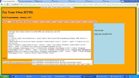 html textarea pattern do it yourself html textarea editor shortcut key tutorial