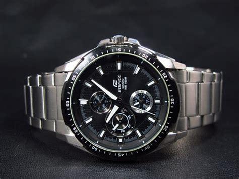 Jam Tangan Wanitacewek Casio Rantai Original Terbaru 4 jual jam tangan casio edifice ef 336db jam casio jam