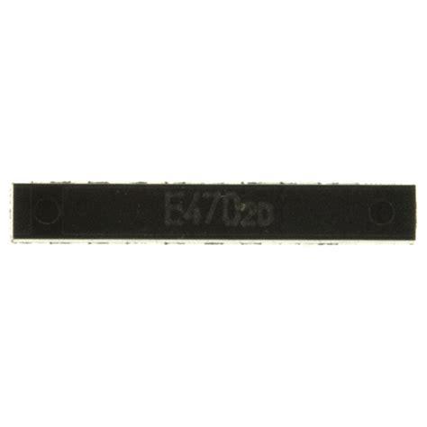 panasonic resistor exb exb h10e470j panasonic electronic components resistors digikey