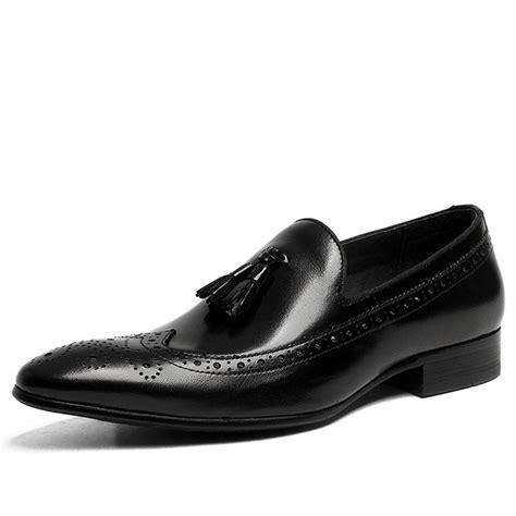 tassel wingtip loafers mens cw716213