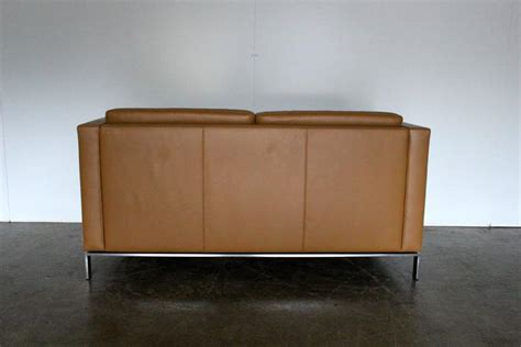 Foster Furniture by Walter Knoll Quot Foster 500 20 Quot Two Seat Sofa In Pale Leather