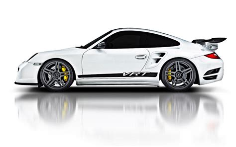 Vrt Porsche by Vorsteiner Vrt Porsche 911 Turbo Unleashed Autoevolution