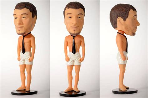 bobblehead of myself miniu customized 3d printed painted bobbleheads
