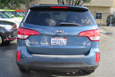 Kia Utility Vehicle 2014 Kia Sorento Ex Sport Utility Cars And Vehicles
