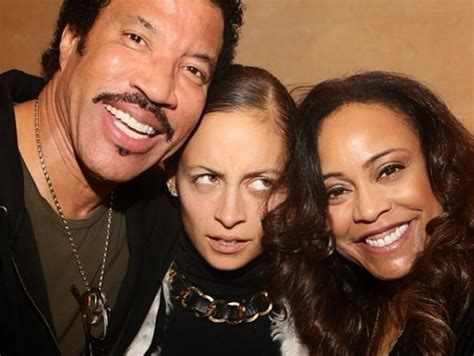 lionel richie photos photos site of nicole richie and lionel richie nicole richie reveal how a prince concert