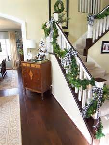 banister decorations 19 all about