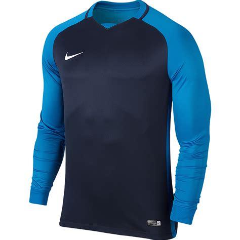design jersey long sleeve nike trophy iii long sleeve jersey nike football
