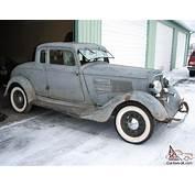1933 Plymouth Dodge Sedan Fenders For Sale Ebay  Autos Post