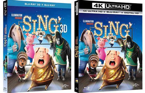film blu ray 3d 4k sing releasing to blu ray 3d 4k blu ray hd report