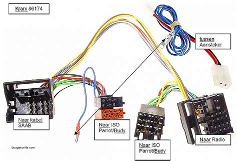 parrot mki9200 installation wiring diagram wiring