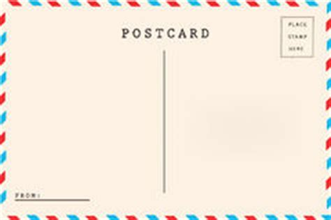 airmail postcard template blank postcard stock photos images pictures 28 186
