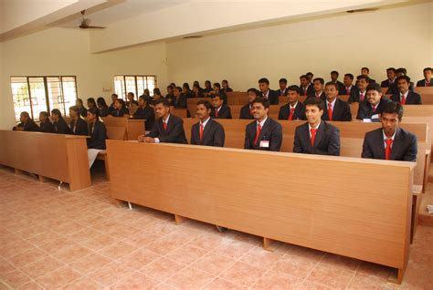Mba Lectures by Infrastructure Department Of Management Studies