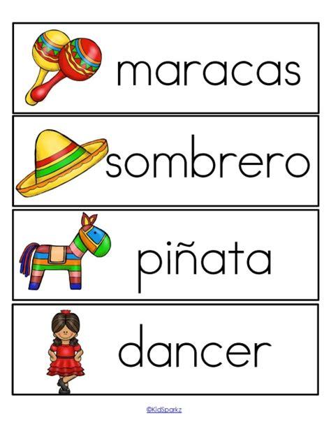 kindergarten activities mexico cinco de mayo theme pack for preschool