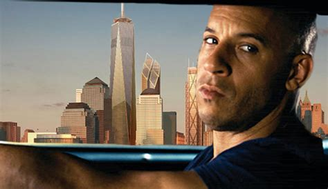 fast and furious 8 a new york vin diesel teases fast furious 8 in new york