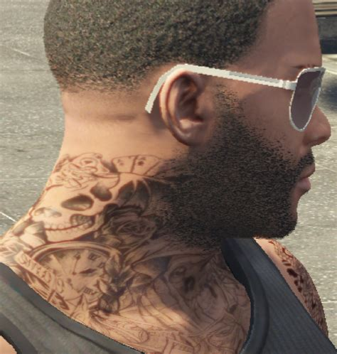 v tattoo tattoos for franklin gta5 mods