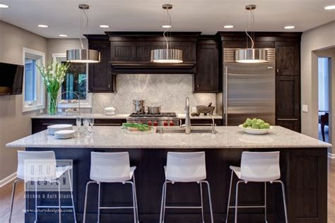 houzz kitchen islands houzz feature pendant lights illuminate kitchen island drury design