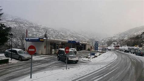 cadenas para nieve zona oeste mirador aldaya