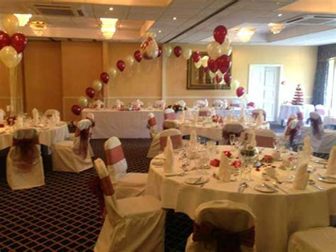 Wedding & corporate chair covers hire :: Balloon