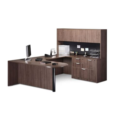 Classic Executive Desk by Classic Bullet Desk Executive Workstation Workplace Partners