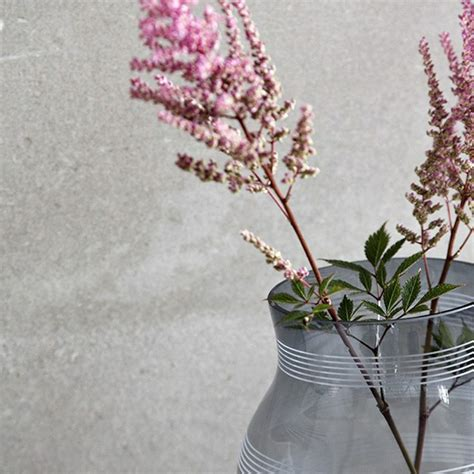 Kähler Omaggio by K 228 Hler Vase I Glas Omaggio St 229 Lbl 229 Vase Stor