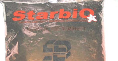 Starbio Ternak jerami pakan ternak dan pembuatan pupuk starbio