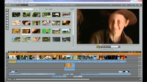 tutorial editing video pinnacle interface overview pinnacle studio tutorial basic