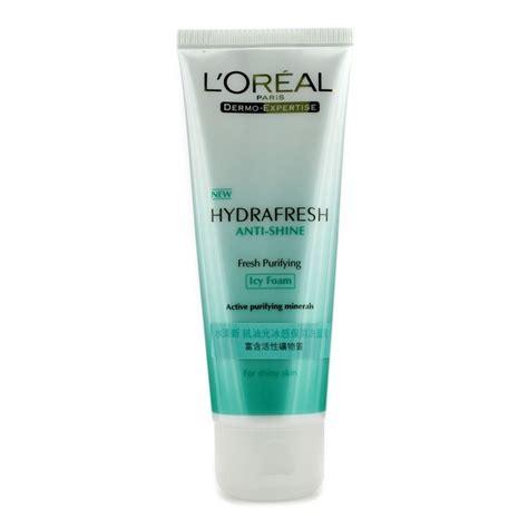 Serum Muka L Oreal l oreal dermo expertise hydrafresh anti shine fresh