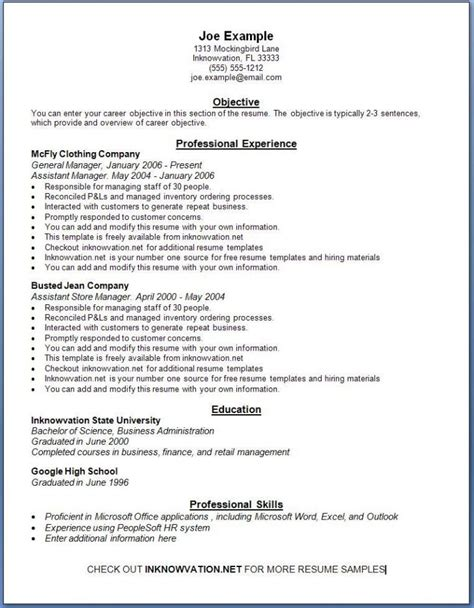 free online resume templates open office gfyork com