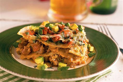 Reader Recipe Mexican Inspired Cfire Cooking by Mexican Lasagna Best Dinner Recipes Southern Living