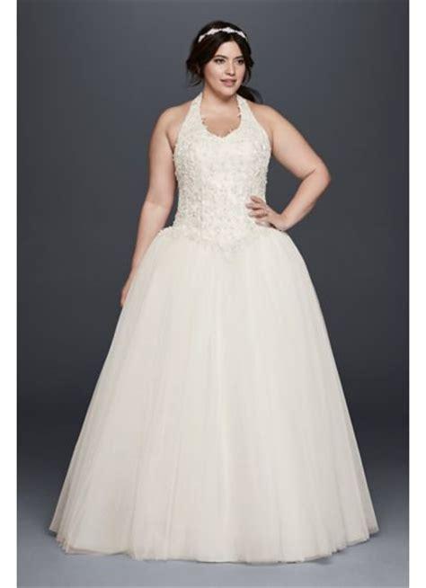 Basque Wedding Dress by Basque Waist Plus Size Gown Wedding Dress Davids Bridal