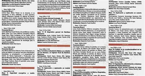 Calendario Junio 2008 Kikka Unam 23 Al 27 Junio 2008 Calendario Horario Debate