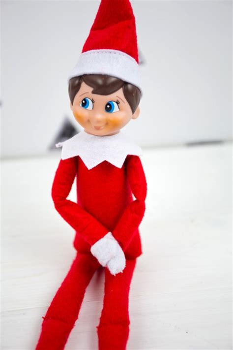 printable elf arms how to make your elf on the shelf posable