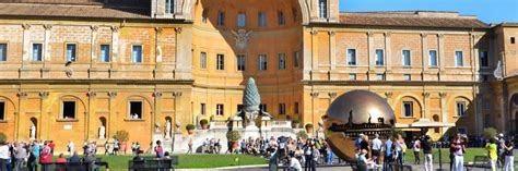 cortile della pigna el cortile della pigna en los museos vaticano en roma