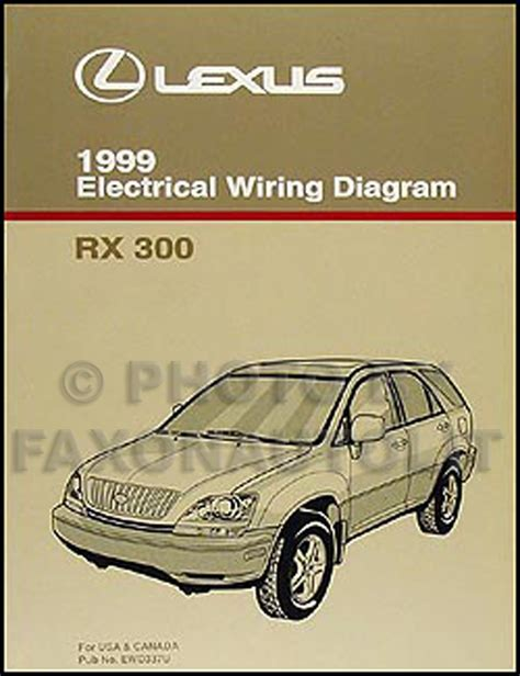 electric and cars manual 2002 chevrolet cavalier lane departure warning 1999 lexus rx300 wiring diagram wiring diagram with description