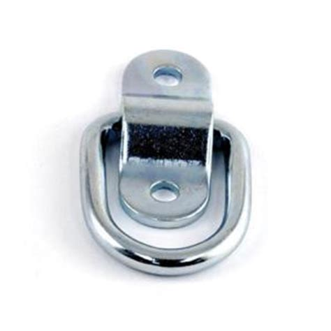 cargo zinc surface mount d rings 4 pack 184640