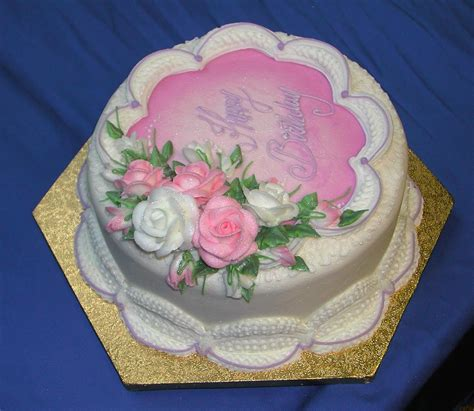 Cake Decorating Flowers Buttercream by You To See Buttercream Flowers On Cake By
