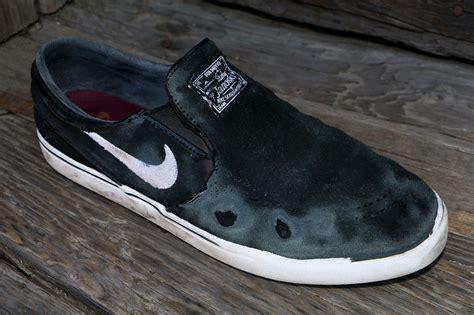 nike sb janoski slip skate shoes wear test review