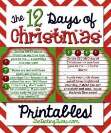 12 days of christmas gifts for husband best christmas event