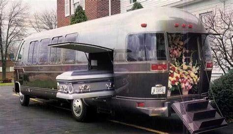airstream funeral coach a hearse made worse