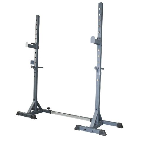 Buy Squat Rack by Sr 1 Compact Squat Rack W Barbell Safety Hooks Buy